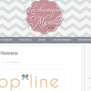 Blog Les Chroniques de Myrtille   / Mai 2014