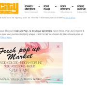 Montpellier City Crunch/ Mai 2015