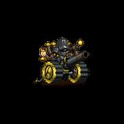 砲撃式突盔形兜