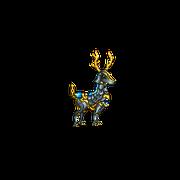 鹿形兜(?)