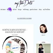 blog mytwodots // november 2015