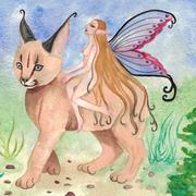 Caracal Fairy