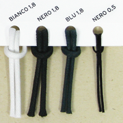 TRC - WAXED COTTON PIGTAIL 0,5 - 1,8 MM