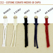 TCC2 - MEDIUM WAXED COTTON (8 YARNS)