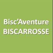 Bisc'Aventure parc aventure dans les arbres à Biscarrosse