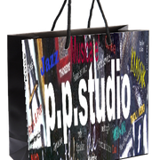 p.p.studio Papiertüte 2012
