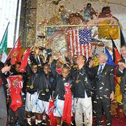 Champion 2012: Rochester (USA)