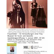Ausstellung an der MKG mit Prof. Viktoria Greiter