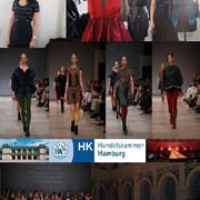 Modeshow an der Handelskammer  Projekt bei Prof. Viktoria Greiter