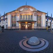 Andreas Chuc - 360 Grad Foto Bahnhof Bad Nauheim