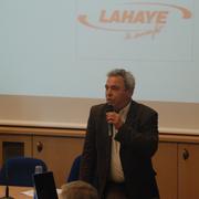 Philippe Cousyn, Président de la Scarmor