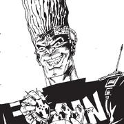 Rackman - a lunatic that loves pain