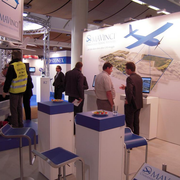 MAVinci's booth at Intergeo 2012