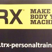 TRX Aufbau Training