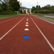 Track is clear...