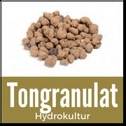Tongranulat für Cannabis