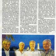 Lindauer Zeitung 22.07.2015: Vereinsgründung
