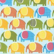 Elefanten pastel