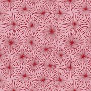 Eisblumen rosa/rot