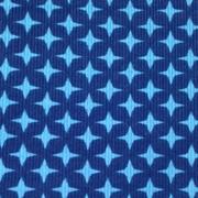 Retrosterne blau