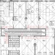 Ausschnitt Grundriss