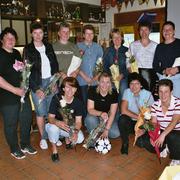 Gründerinnen der FC Baar Damen