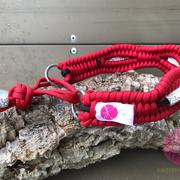 Halsband mit Zugstopp 1