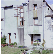 Rénovation d'une façade et suppression d'une menuiserie à Machecoul