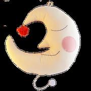 Spieluhr Mond ecru