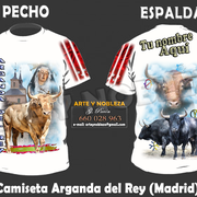 ". - Arganda del Rey (Madrid) ""arteynobleza@gmail.com"""