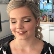 Braut Make-Up für Nele