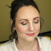 Braut Make-Up für Anna