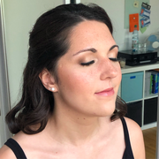 Braut Make-Up für Tanja