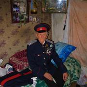 Пивоваров в своём курене. 6 августа 2011 года ст. Кривянская.
