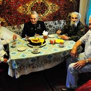 Пивоваров, Богданов, Болоцкой, Аксёнов. Около 2010 года. Фото elan-kazak.org