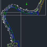 Marina Baie des Anges réhabilitation des parkings