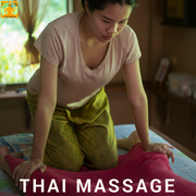 Have a traditional Thai massage! You feel complete and refreshed afterwards. Click here to read more!