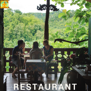 Our Farm Fresh restaurant serves  Western and Thai food on the menu. Vegetarian and vegan meals are possible too. Click here to read more.