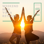 Eco-Logic Yoga arrangement: weekend mini yoga holiday