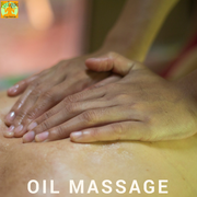 Enjoy a relaxing oil massage. Click here to read more.