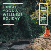 Eco-Logic Yoga & Wellness holiday: a week of yoga and wellness in the jungle
