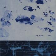 海のノスタルジア  銅版画 ed3/35