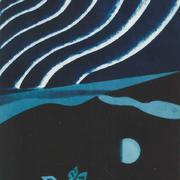 海への道  銅版画 ed 4/30