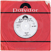 Will You Follow Me/Head DeathPolydor BN 56045 1966 side B