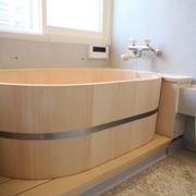 風呂 リフォーム 檜 浴室