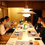 塗師 赤木明登 デザインオフィス YAMATO ホームパーティ おもてなし
