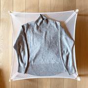 セキスイセーター干しネット 衣替え