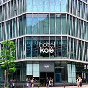 東京 hotel koé tokyo 谷尻誠  吉田愛 サポーズデザインオフィス