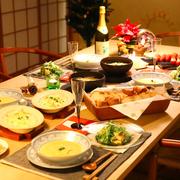 NSゼミ クリスマス会 遠藤ほづみ 浅見真弓 すぎうらえみこ