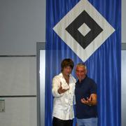 Mirko Slomka ( HSV Trainer )